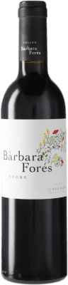 7,95 € Free Shipping | Red wine Bàrbara Forés Negre D.O. Terra Alta Catalonia Spain Medium Bottle 50 cl