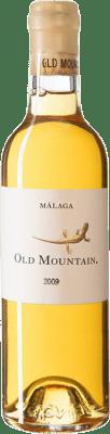 138,95 € Envoi gratuit | Vin blanc Telmo Rodríguez Old Mountain 2009 D.O. Sierras de Málaga Espagne Muscat d'Alexandrie Demi Bouteille 37 cl