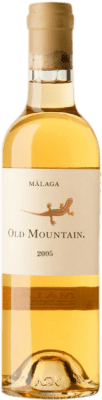 166,95 € Free Shipping | White wine Telmo Rodríguez Old Mountain 2005 D.O. Sierras de Málaga Spain Muscat of Alexandria Half Bottle 37 cl