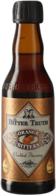 19,95 € Free Shipping | Refreshment Bitter Truth Orange Aromatic Germany Small Bottle 20 cl