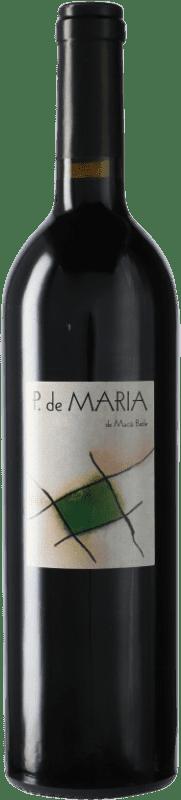 16,95 € Free Shipping | Red wine Macià Batle Pagos de María D.O. Binissalem Balearic Islands Spain Merlot, Syrah, Cabernet Sauvignon, Mantonegro Bottle 75 cl