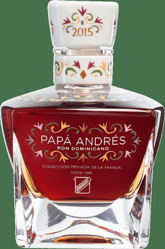 2 401,95 € | Rum Brugal Papa Andrés Dominican Republic Bottle 70 cl