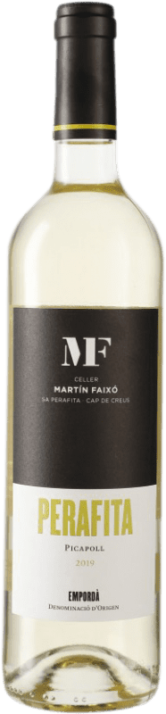 11,95 € Envío gratis   Vino blanco Martín Faixó Perafita D.O. Empordà Cataluña España Picapoll Botella 75 cl