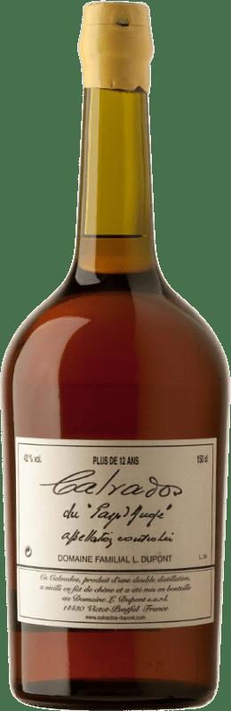 168,95 € Envío gratis | Calvados Domaine Dupont Plus 12 Años I.G.P. Calvados Pays d'Auge Francia Botella Mágnum 1,5 L