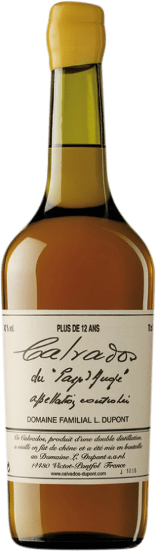 87,95 € Free Shipping | Calvados Domaine Dupont Plus 12 Años I.G.P. Calvados Pays d'Auge France Bottle 70 cl