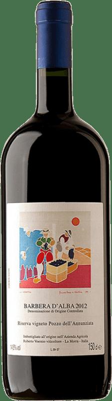295,95 € Free Shipping | Red wine Roberto Voerzio Pozzo dell'Annunziatta D.O.C. Barbera d'Alba Piemonte Italy Barbera Magnum Bottle 1,5 L