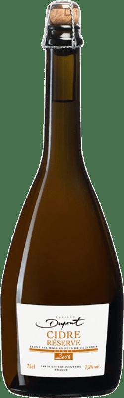 18,95 € 免费送货   苹果酒 Domaine Dupont Résérve 法国 瓶子 75 cl