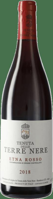 19,95 € | Red wine Tenuta Nere Rosso D.O.C. Etna Italy Bottle 75 cl