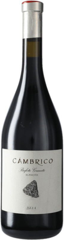 55,95 € Free Shipping | Red wine Cámbrico Rufete Granito I.G.P. Vino de la Tierra de Castilla y León Castilla y León Spain Tempranillo Bottle 75 cl