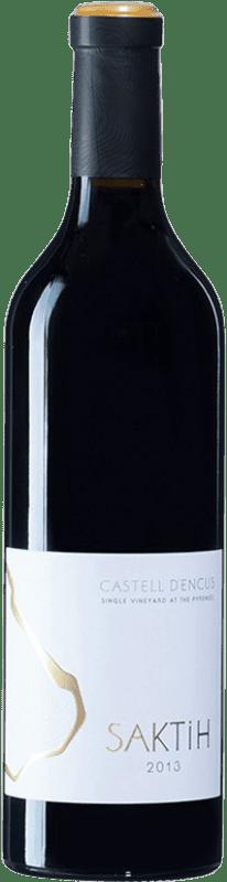 158,95 € Envoi gratuit | Vin rouge Castell d'Encús Saktih D.O. Costers del Segre Espagne Cabernet Sauvignon, Petit Verdot Bouteille 75 cl