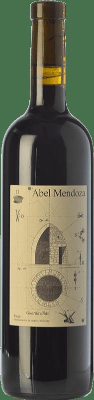 25,95 € Envoi gratuit | Vin rouge Abel Mendoza Sin Sulfuroso D.O.Ca. Rioja Espagne Tempranillo Bouteille 75 cl