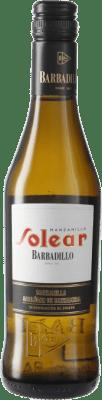 5,95 € | Fortified wine Barbadillo Solear D.O. Manzanilla-Sanlúcar de Barrameda Sanlucar de Barrameda Spain Palomino Fino Half Bottle 37 cl