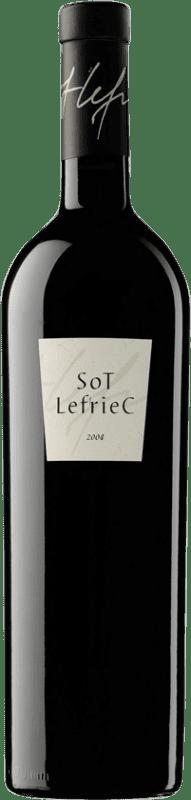 115,95 € Envío gratis | Vino tinto Alemany i Corrió Sot Lefriec 2004 D.O. Penedès Cataluña España Merlot, Cabernet Sauvignon, Cariñena Botella 75 cl
