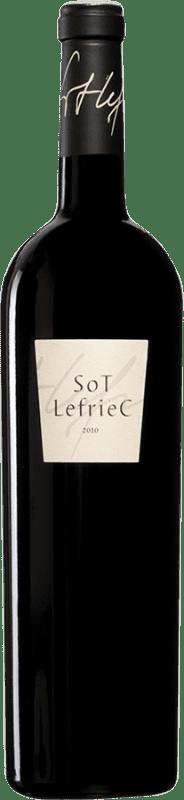 128,95 € | Red wine Alemany i Corrió Sot Lefriec 2010 D.O. Penedès Catalonia Spain Merlot, Cabernet Sauvignon, Carignan Magnum Bottle 1,5 L