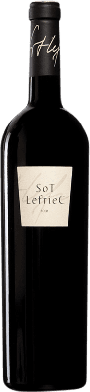 128,95 € Envío gratis | Vino tinto Alemany i Corrió Sot Lefriec 2010 D.O. Penedès Cataluña España Merlot, Cabernet Sauvignon, Cariñena Botella Mágnum 1,5 L