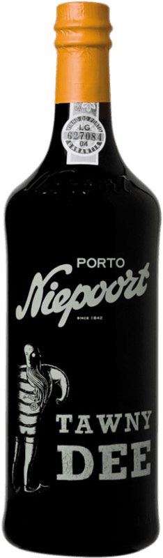 13,95 € Free Shipping | Red wine Niepoort Tawny Dee I.G. Porto Porto Portugal Touriga Franca, Touriga Nacional, Tinta Roriz Bottle 75 cl