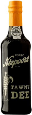 7,95 € Free Shipping | Red wine Niepoort Tawny Dee I.G. Porto Porto Portugal Touriga Franca, Touriga Nacional, Tinta Roriz Half Bottle 37 cl