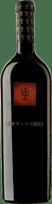 2 474,95 € Free Shipping | Red wine Numanthia Termes Termanthia 2004 D.O. Toro Castilla y León Spain Tinta de Toro Bottle 75 cl