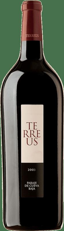 1 273,95 € Envío gratis | Vino tinto Mauro Terreus 2003 I.G.P. Vino de la Tierra de Castilla y León Castilla y León España Tempranillo, Garnacha Botella Imperial-Mathusalem 6 L