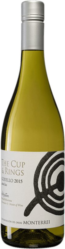 12,95 € | White wine El Escocés Volante The Cup And Rings D.O. Monterrei Spain Godello Bottle 75 cl
