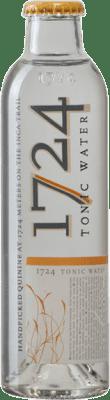 2,95 € Envoi gratuit | Rafraîchissements 1724 Tonic Tonic Water Argentine Petite Bouteille 20 cl