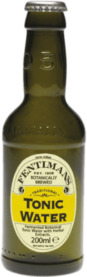 1,95 € 免费送货   茶点 Fentimans Tonic Water 英国 小瓶 20 cl