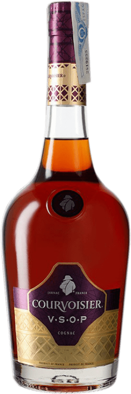33,95 € Free Shipping | Cognac Courvoisier V.S.O.P. A.O.C. Cognac France Bottle 70 cl