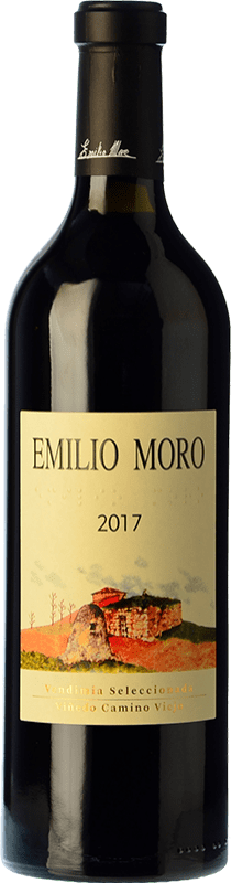 22,95 € | Red wine Emilio Moro Vendimia Seleccionada D.O. Ribera del Duero Castilla y León Spain Tempranillo Bottle 75 cl