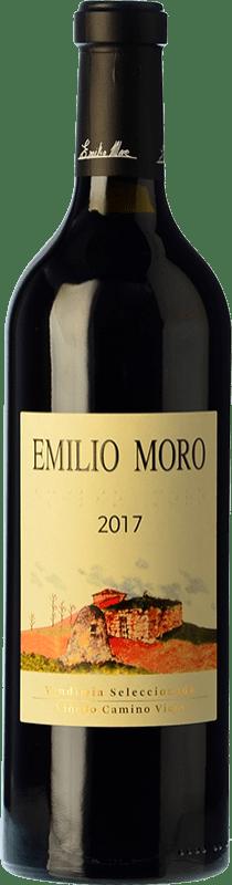 22,95 € Envoi gratuit | Vin rouge Emilio Moro Vendimia Seleccionada D.O. Ribera del Duero Castille et Leon Espagne Tempranillo Bouteille 75 cl