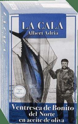 14,95 € Free Shipping | Conservas de Pescado La Cala Ventresca Bonito en Aceite Spain