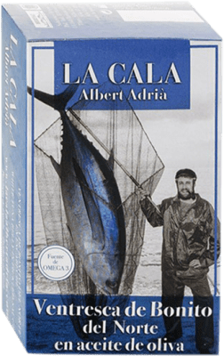 14,95 € 免费送货 | Conservas de Pescado La Cala Ventresca Bonito en Aceite 西班牙