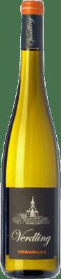 9,95 € Free Shipping | White wine Ossian Verdling Sweet I.G.P. Vino de la Tierra de Castilla y León Castilla y León Spain Verdejo Half Bottle 37 cl