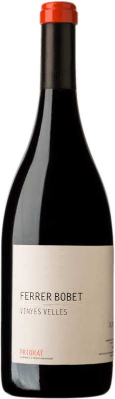 85,95 € Envío gratis | Vino tinto Ferrer Bobet Vinyes Velles D.O.Ca. Priorat Cataluña España Garnacha, Cariñena Botella 75 cl