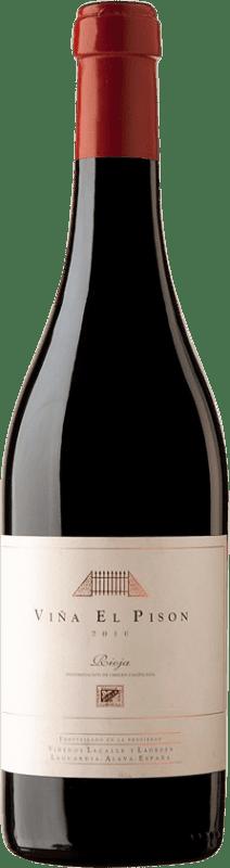 599,95 €   Red wine Artadi Viña El Pisón 2010 D.O.Ca. Rioja Spain Tempranillo Bottle 75 cl
