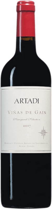 21,95 € | Red wine Artadi Viñas de Gain D.O. Navarra Navarre Spain Tempranillo Bottle 75 cl