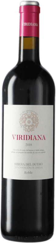 8,95 € Envoi gratuit | Vin rouge Dominio de Atauta Viridiana D.O. Ribera del Duero Castille et Leon Espagne Bouteille 75 cl